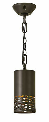 """Hinkley Lighting  Calder 1 Light 4""""W LED Outdoor Mini"""