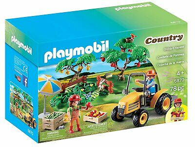 Playmobil Country Orchard Harvest