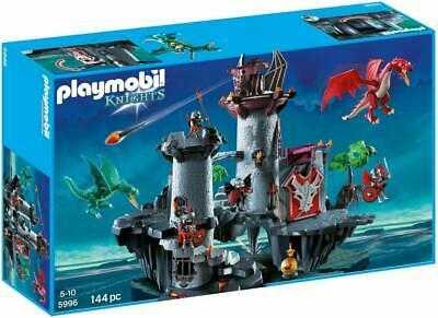 Playmobil  Dragon Knights Fortress 144 Piece Playset