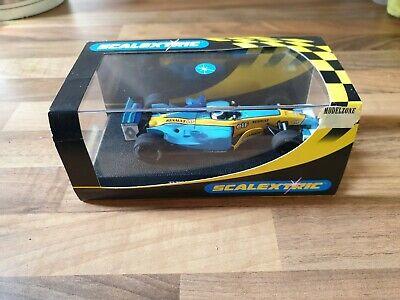 """SCALEXTRIC C Renault R23 F1 """"Jarno Trulli"""" No.7"""