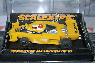 Scalextric C134 - Renault RS 01 V6 turbo - VGC