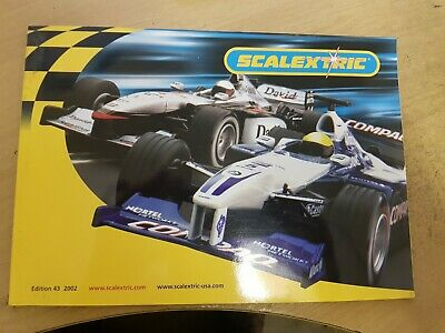 Scalextric Catalogue rd Edition BRAND NEW