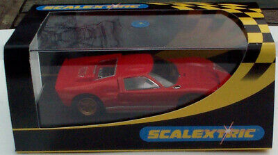 Scalextric Ford GT40 MK11 C . Collectors Club Car .