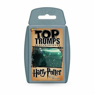 Top Trumps Harry Potter and the Deathly Hallows Part 2 - New