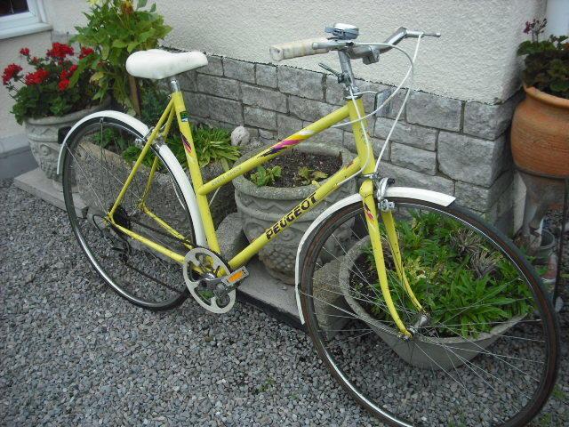 Ladies Peugeot Monte Carlo Road bike