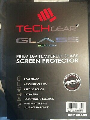 TECHGEAR TEMPERED GLASS Screen Protector For Samsung Galaxy