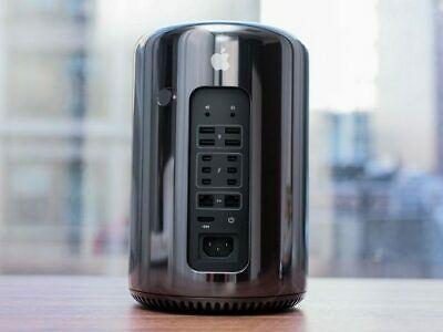 Apple Mac Pro GHz Xeon 12-CORE 64GB D500x2 1TB SSD