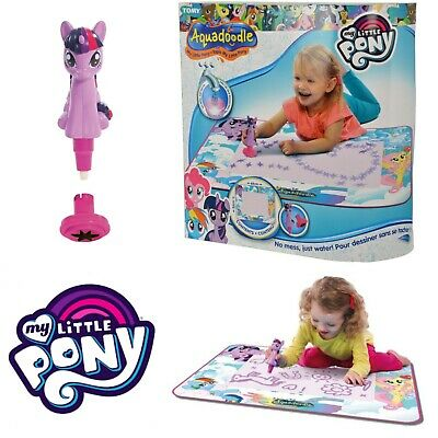 Aquadoodle My Little Pony Creativity Art Mat Set By Tomy