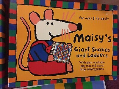 ExcCond Maisies Giant Snakes&Ladders 3m x 3m Mat Hermes
