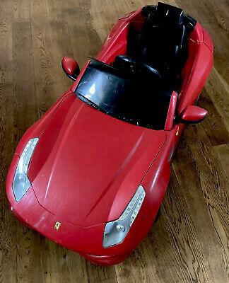 Feber Ferrari FF 6V Ride on Electric Car, Childrens Electric