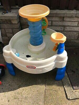 Little Tikes Spiralin' Seas Water Table