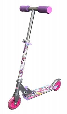 Ozbozz SV Unicorn Scooter with 2 Light up Wheels