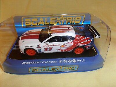 Scalextric C Chevrolet Camaro, Stevenson Motorsport