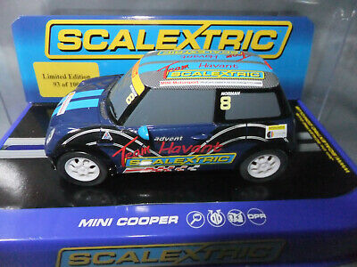 Scalextric C Mini Cooper Havant Swap Meet  Show Car
