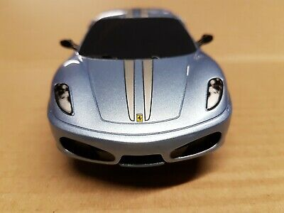 Scalextric Ferrari F430 GT, C Light Blue, Complete, DPR,