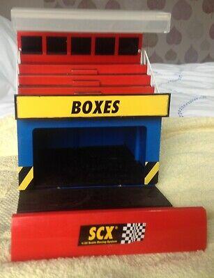 Scalextric Tecnitoys SCX boxes Grandstand F1 Ref.