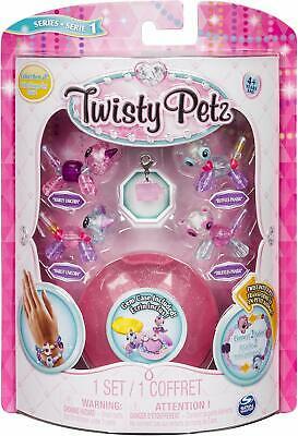 Twisty Petz  Babies Glitzy Bracelets 4 Pack Set Mixed