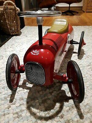 Vilac RED METAL CAR Baby/Toddler Ride-on Toy