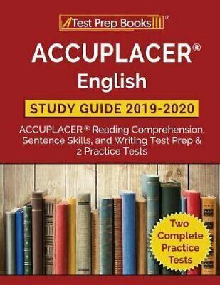 ACCUPLACER English Study Guide  ACCUPLACER