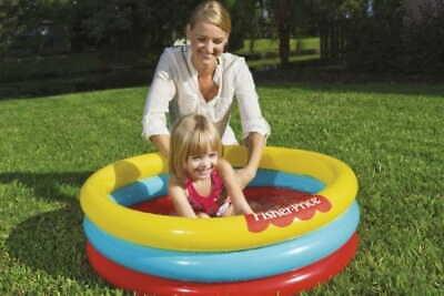 BESTWAY Mini basenik z kulkami Fisher Price,BESTWAY