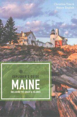 Explorer's Guide Maine by Christina Tree