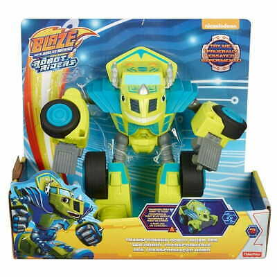 Fisher Price Blaze Pojazdy Roboty Rider Zeg,Fisher Price