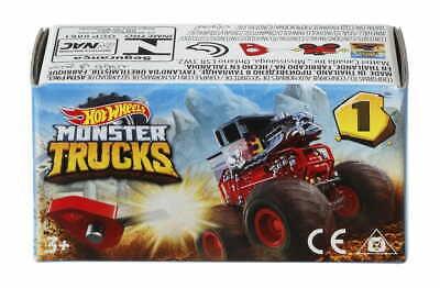 Hot Wheels Pojazd Monster Trucks Mini Bone Shaker,Hot Wheels