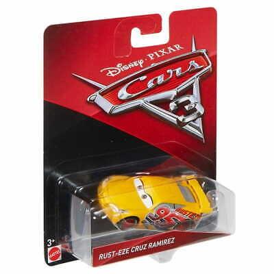 Mattel Auto Auta 3 Rust-Eze Cruz Ramirez,Mattel