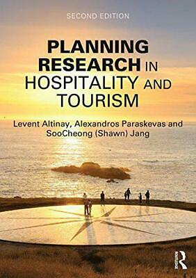Planning Research in Hospitality and Tourism by Jang,