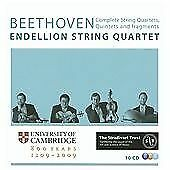 Beethoven Complete String Quartets,Quint ets and fragments,