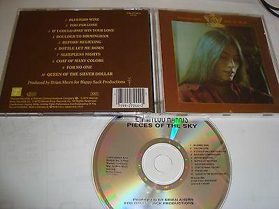 EMMYLOU HARRIS: PIECES OF THE SKY Original Reprise CD