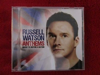 Russell Watson - Anthems: Music to Inspire a Nation ()