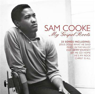 SAM COOKE - MY GOSPEL ROOTS (NEW SEALEDCD)