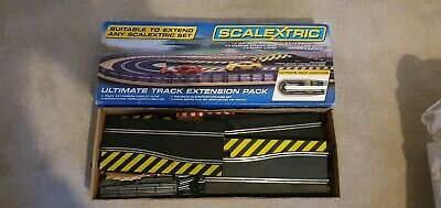 Scalextric Ultimate Track Extension Pack C COMPLETE