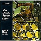 Tartini: The Devil's Sonata And Other Works, Tartini, G.,