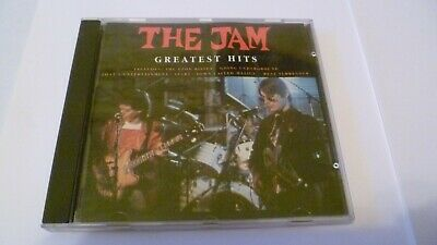 The Jam - Greatest Hits (CD )