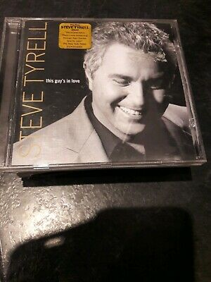 This Guy's In Love By Steve Tyrell, Music CD