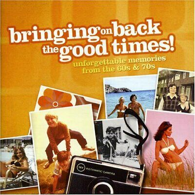 Various Artists / Bringing On Back The Good Times - 60S And