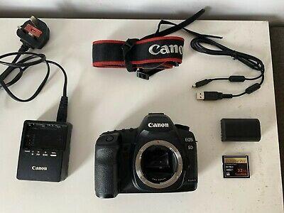 Canon EOS 5D Mark II 21.1MP Shutt Count Low. SLR Camera Body