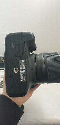 Canon EOS D 18MP Digital SLR Camera - Black (Kit EF-S