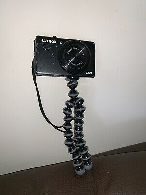 Canon PowerShot SMP Digital Camera - Black