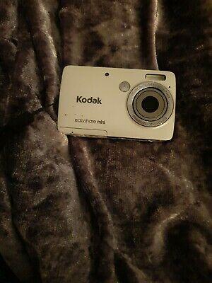Kodak EASYSHARE Mini MMP Digital Camera - White