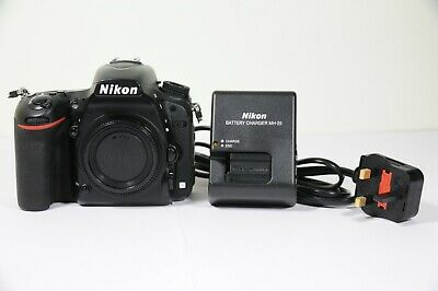 Nikon D750 DSLR 24.3mp Camera Body Only ***Shutter replaced