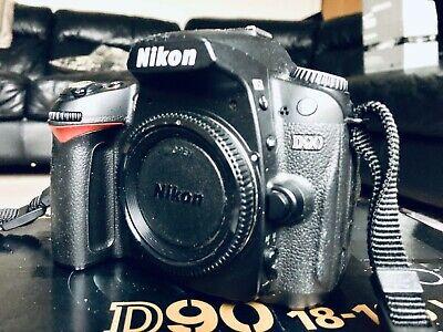 Nikon DMP DSLR Body Only and Box - Low  Shutter