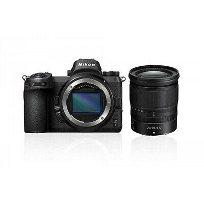 Nikon Z6 Nikkor Z mm f/4 S (English/Fren/