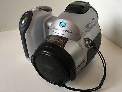 Rare Collectable Konica Minolta DiMAGE Z3 4.0MP Digital