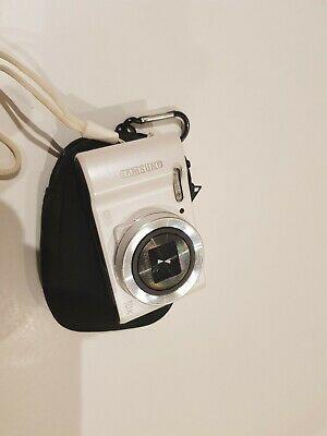 Samsung WB Series WB30F 16.2MP Digital Camera - White. No