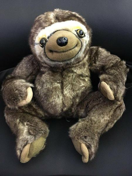 Sloth Little Neal Sofology Plush Toy Limited Edition Retired