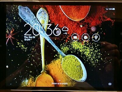 "ASUS ZenPad 3S 10 Z500M 32GB Wi-Fi 9.7"" Boxed Grey Android"