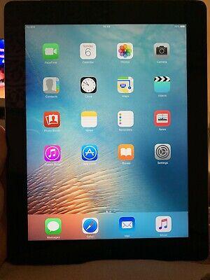 Apple iPad 2 16GB, Wi-Fi + Cellular, 9.7in - Black